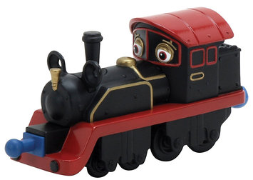 Learning Curve International, Inc. Chuggington Old Puffer Pete Die-Cast Engine