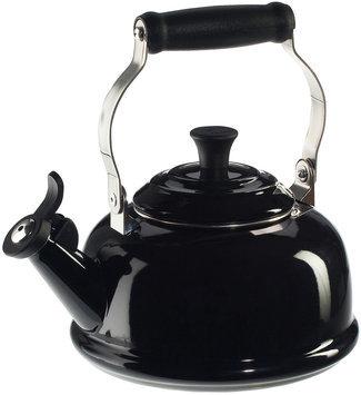 Le Creuset 1.8 QT Black Whistling Teakettle - Q3101-31