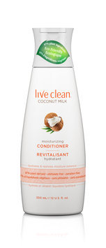 Live Clean® Coconut Milk Moisturizing Conditioner