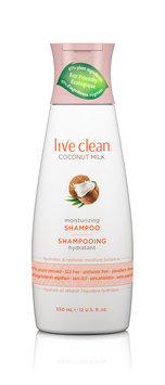 Live Clean® Coconut Milk Moisturizing Shampoo