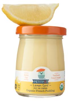 Petit Pot Lemon Curd Pot De Crème