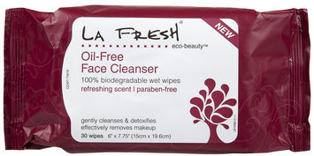 La Fresh Eco-beauty Facial Cleanser Wipes Fragranced 30 Ct