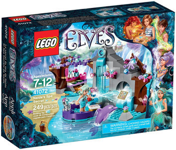 Lego System As Elves Naida's Spa Secret