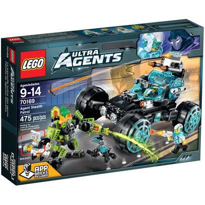 LEGO Agents Agent Stealth Patrol - 70169