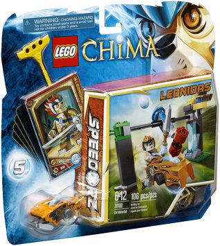Lego System As LEGO Legends of Chima CHI Waterfall (70102)