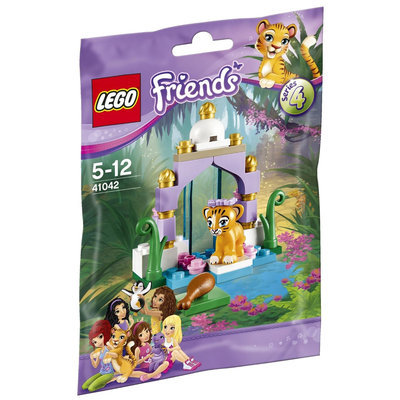 LEGO Friends 41042 Tiger's Beautiful Temple - 1 ct.