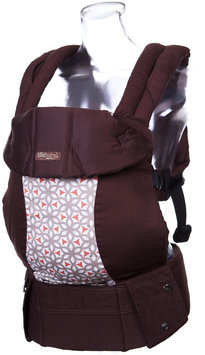 Lillebaby Complete Baby Carrier Organic Designer Cotton In Toffee With Spice