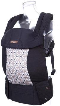 Lillebaby Complete Original Designer Baby Carrier 100% Cotton In Black -Kimono