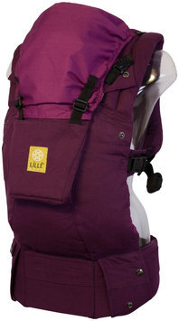 lillebaby COMPLETE Original Baby Carrier in Purple/Pink