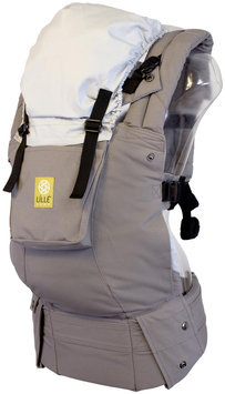 Lillebaby Carrier Original Grey with Pocket by Lillebaby