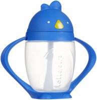 Lollacup Infant & Toddler Straw Cup - Brave Blue
