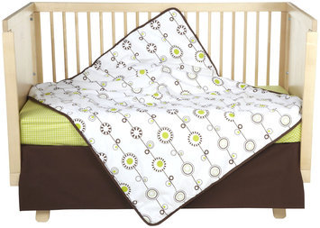 Olli & Lime George 3-Piece Crib Bedding Set