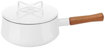 Dansk Kobenstyle White 2-Quart Sauce Pan