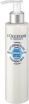 L'Occitane en Provence Shea Cleansing Milk, 6.7 oz