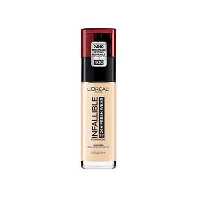L'Oréal Paris Up To 24HR Fresh Wear Foundation