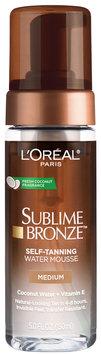 L'Oréal Paris Sublime Bronze Self-Tanning Water Mousse