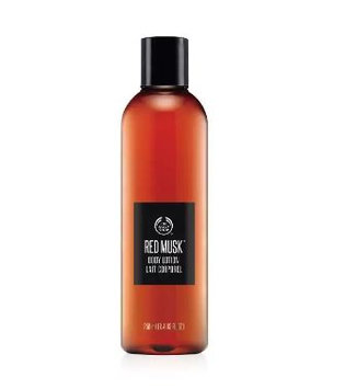 THE BODY SHOP® Red Musk™ Body Lotion
