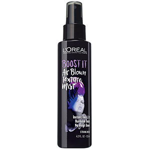 Slide: L'Oréal Paris Advanced Hairstyle Boost It Air-Blown Texture Mist