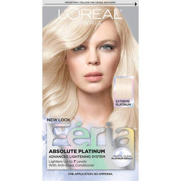 L'Oréal Paris Féria® Absolute Platinum Advanced Lightening System