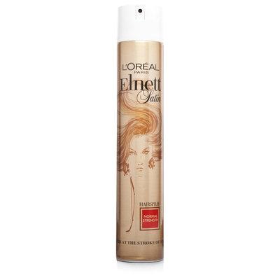 L'Oréal Paris Elnett Satin Hairspray - Normal Strength (400ml)