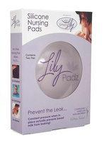 LilyPadz Reusable Silicone Nursing Pad by Simply Lily - Regular Siz.