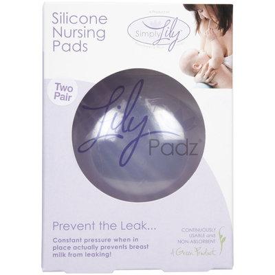 LilyPadz Nursing Pads - Large - 2 pk