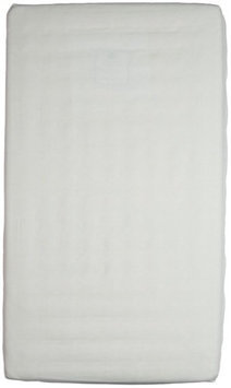 Living Textiles Baby Fitted Sheet - Casey's ABCs