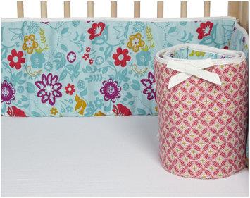 Lolli Living Poppy Seed Crib Bumper - Whimsy Multi