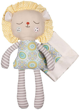 Living Textiles Lolli Living Softies Plush Toy - Louis Lion