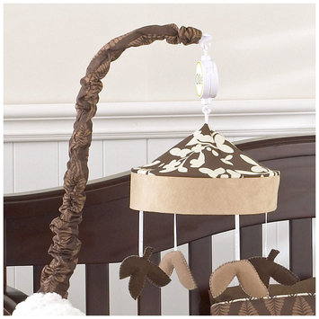 CoCaLo Musical Mobile-Pewter For Baby