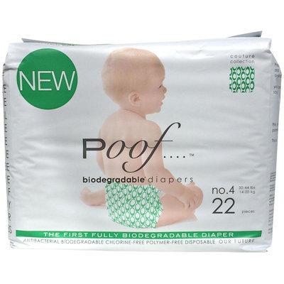 Poof Diapers - Loops - 22 ct.