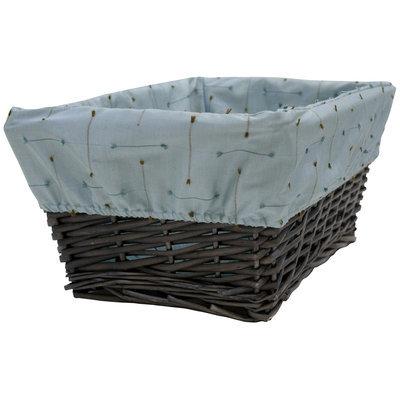 Lambs & Ivy Basket Liner - Giggles