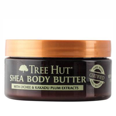 Tree Hut Lychee & Plum Body Butter