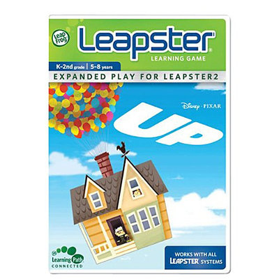 Leapfrog Leapster 2 Games - Disney Pixar UP