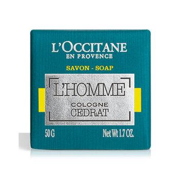 L'Occitane L'Homme Cologne Cedrat Soap