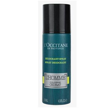 L'Occitane L'Homme Cologne Cedrat Spray Deodorant