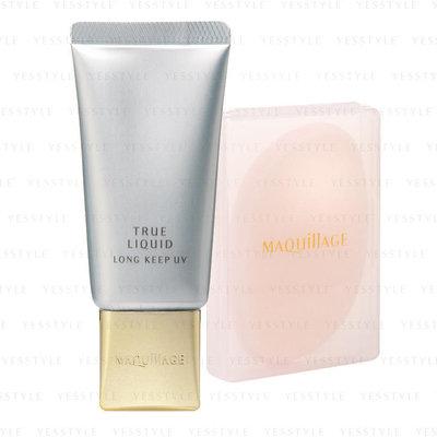 Shiseido Maquillage True Liquid Long Keep UV SPF 30