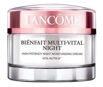Lancôme Bienfait Multi-vital Cream High Potency Night Moisturizer