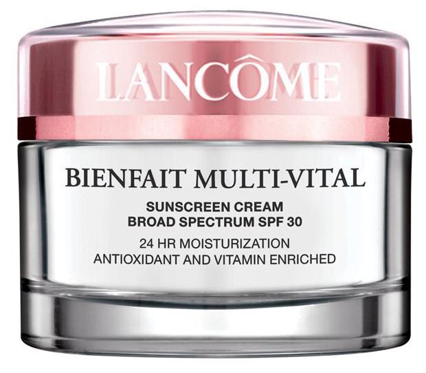 Lancôme Bienfait Multi-Vital SPF 30 Day Cream