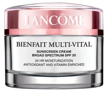 Lancôme Bienfait Multi-Vital SPF 30 Day Cream 24-hour Antioxidant and Vitamin Enriched Broad Spectrum SPF 30 Sunscreen & Moisturizer