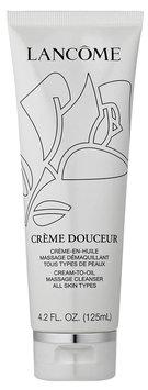 Lancôme Crème Douceur Cream-to-Oil Massage Cleanser