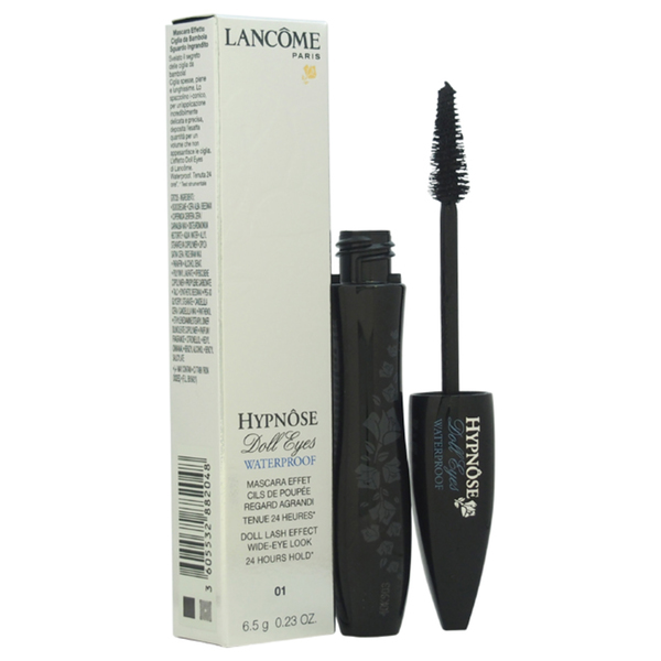 Lancôme Hypnôse Doll Eyes Waterproof # 01 So Black Mascara