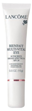 Lancôme Bienfait Multi-Vital Eye SPF 28 Sunscreen
