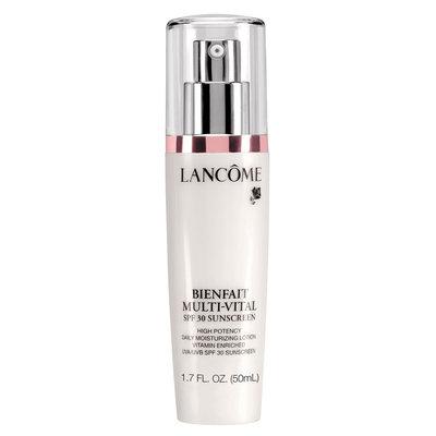 Lancôme Bienfait Multi-vital Day Cream 24-hour Moisturizing Lotion Antioxidant and Vitamin Enriched Broad Spectrum Spf 30 Sunscreen & Moisturizer
