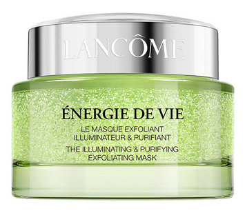 Lancôme Énergie De Vie Illuminating & Purifying Exfoliating Scrub Mask