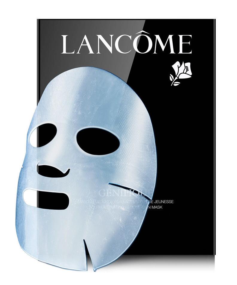 Lancôme Génifique Youth Activating Second Skin Mask Serum Face Mask