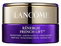 Lancôme Rénergie French Lift™ Night Cream Night Duo Retightening Cream + Massage Disk