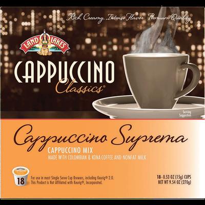 Land O'Lakes Cappuccino Suprema Classics Cappuccino Mix