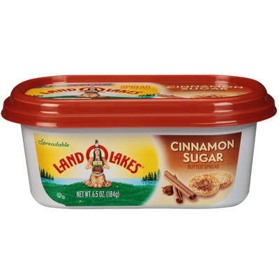 Land O'Lakes Cinnamon Sugar Butter Spread