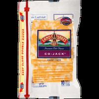 Land O'Lakes Co-Jack Semisoft Cheese Slices